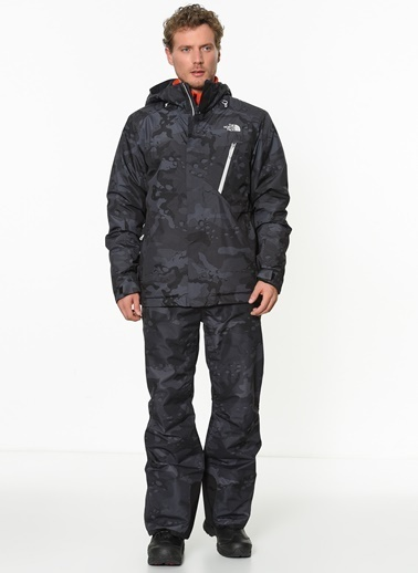 The North Face Kayak Pantolonu Gri